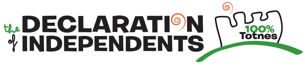 the Declaration of Independents Totnes-01