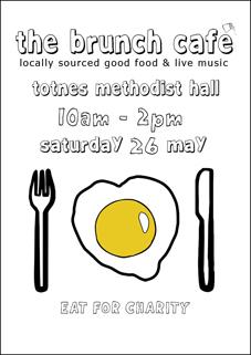 Brunch Cafe flyer