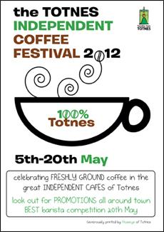 Coffee Festival Flyer