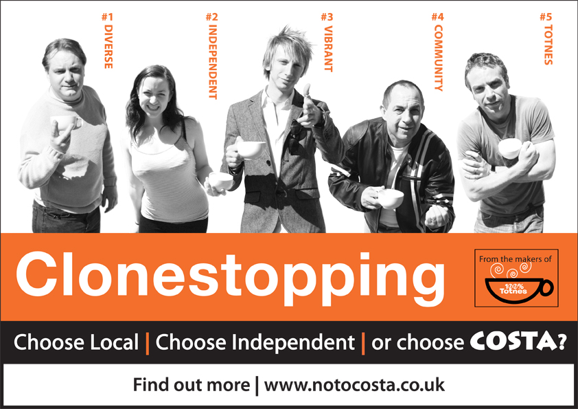 Clonestopping Poster